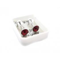 Abridores cubic 5mm rojo de acero quirúrgico