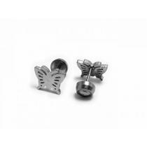 Abridores mariposa de acero quirúrgico