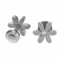 Abridores flor con cubic de acero quirúrgico