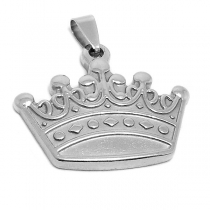 Dije corona tramada de acero quirúrgico