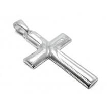 Dije cruz de Plata 925