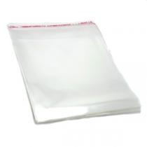 Pack de 100 Bolsitas con adhesivo para empaquetar