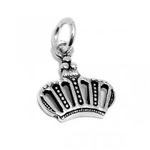 Dije de Plata 925 corona calada