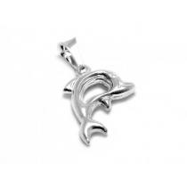 Dije de Plata 925 delfín