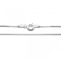 Cadena de Plata 925 Magic 1mm 45cm
