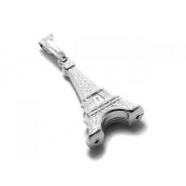 Dije de Plata 925 torre Eiffel