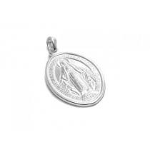 Dije de Plata 925 medalla milagrosa