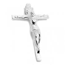 Dije de Plata crucifijo
