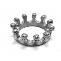 Anillo corona de acero quirúrgico
