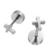 Pack x6 pares de abridores cruz de acero quirúrgico