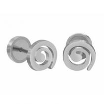 Pack x6 pares de abridores espiral de acero quirúrgico