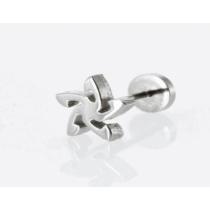 Pack x6 pares de abridores estrella de acero quirúrgico