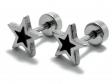 Aros tipo abridor estrella esmaltado de acero quirúrgico -OFERTA-