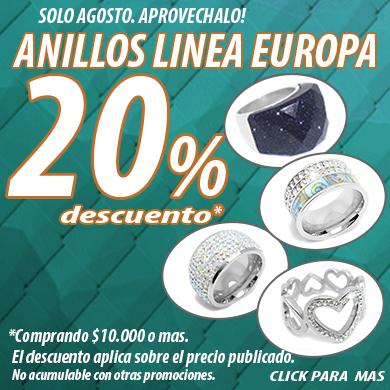 20% linea europa