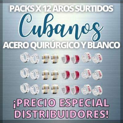 Packs Aros Cubanos Distribuidores