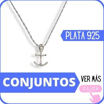 Conjuntos PLATA 925